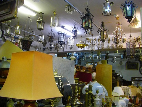 ブロカント・ランプ